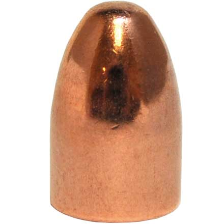 9mm .355 Diameter 115 Grain Full Metal Jacket Round Nose Bullets Only 3,000/Case