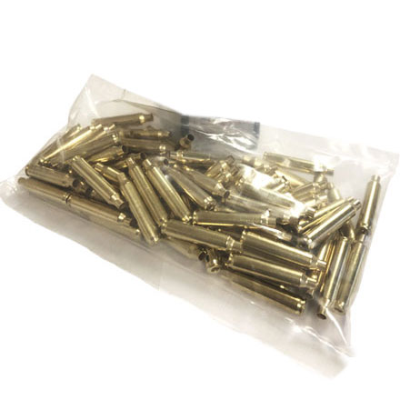 Bulk 204 Ruger Unprimed Rifle Brass 100 count
