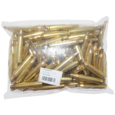 25-06 Remington Unprimed Rifle Brass 100 Count