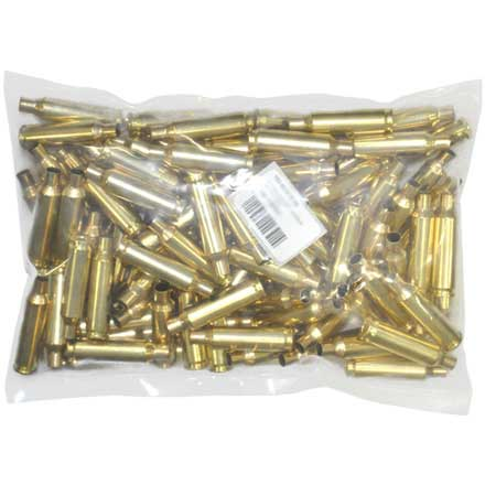 6mm Creedmoor Unprimed Rifle Brass 100 Count