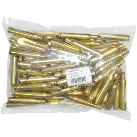 270 Winchester Unprimed Rifle Brass 100 Count