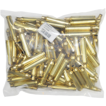 7mm Remington Mag Unprimed Rifle Brass 100 Count