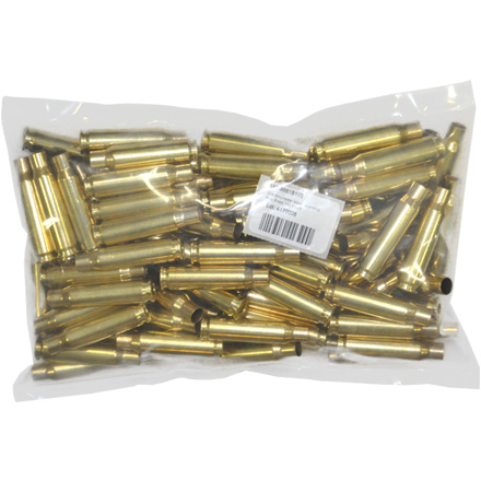 Image for 308 Winchester Match Unprimed Rifle Brass 100 Count