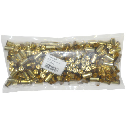 380 Auto Unprimed Pistol Brass 250 Count