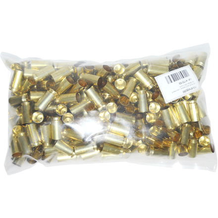 40 Smith & Wesson Unprimed Pistol Brass 250 Count