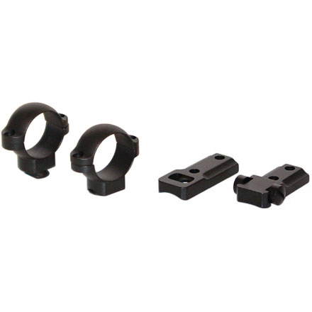 Std Remington 700 RVF 2 Piece Base and 1