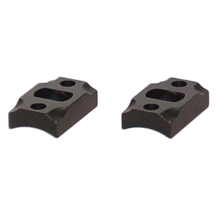 DD Base and Quick Release Base For Savage 10/110 Round Rec Matte