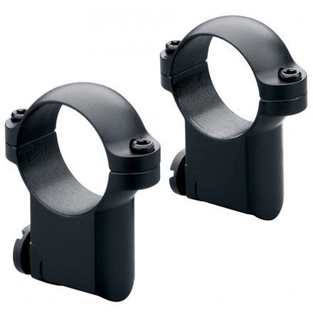 Ring Mount Ruger M77 1-in Medium Matte