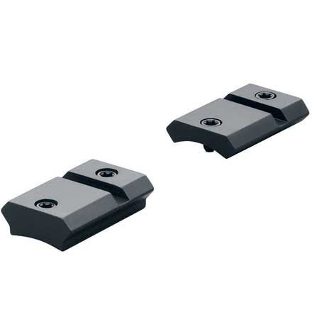 Remington 700 Quick Release 2 Piece Weaver Style Base Matte Finish