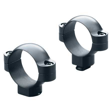 30mm Standard Turn-In Rings High Matte Finish