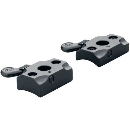 Sauer 90/200 Quick Release 2 Piece Base Matte Finish