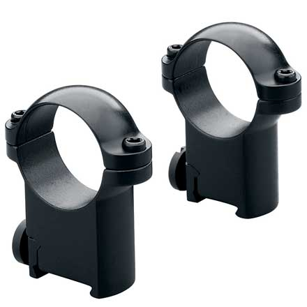 30mm Ruger #1, 77/22 Rings High Matte Finish