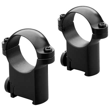 30mm Ruger M77 Rings Medium Matte Finish