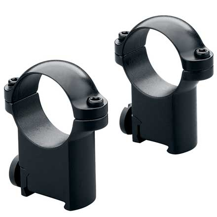 30mm Ruger M77 Rings Super High Matte Finish