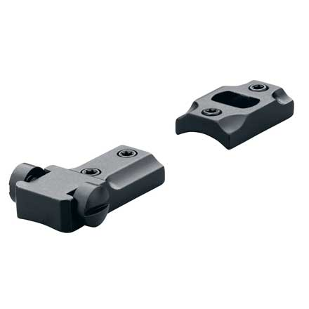Tikka T3 and T3X  2 Piece Standard Turn-In Base Matte Finish