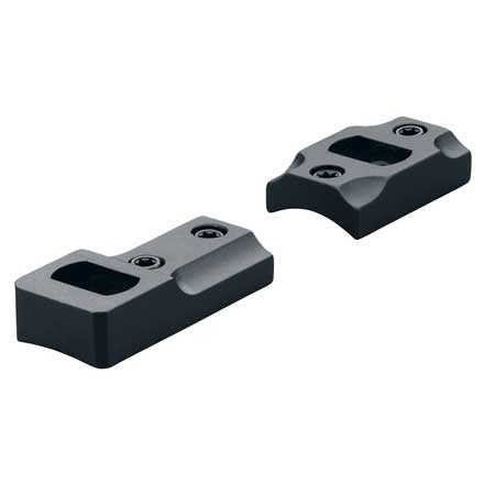 Kimber 84 Dual Dovetail 2 Piece Base Matte Finish