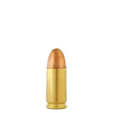 Aguila 9mm Luger Full Metal Jacket 115 Grain 50 Rounds