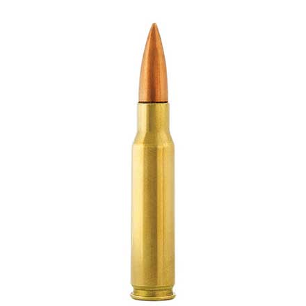 Aguila 308 Winchester Full Metal Jacket Boat Tail 150 Grain 20 Rounds