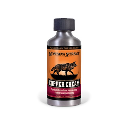 Montana X-Treme Copper Cream Bore Cleaner 6 Oz