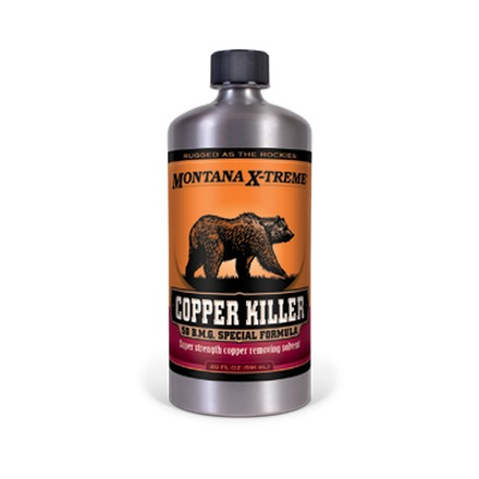 Montana X-Treme Copper Killer Solvent 20 Oz