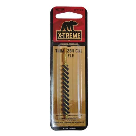 "7mm Nylon Bore Brush 8/32"" Thread"