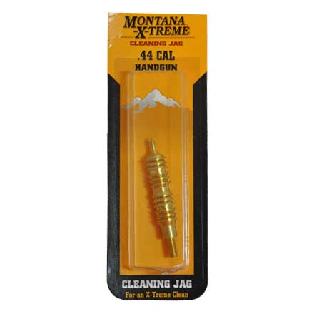 .44 Caliber Cleaning Jag for Handguns
