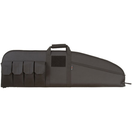 42 Inch Combat Tactical Rifle Case Black