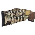 Neoprene Stock Cover Holds 6 Rifle Shells Break-up Camo