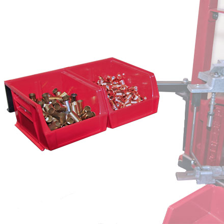 Double Bullet Tray System for the Hornady Lock-N-Load AP Press
