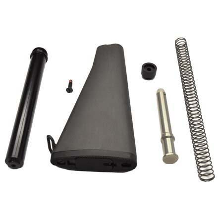 AR 15 A2 Buttstock Includes Buffer Spring By Del Ton