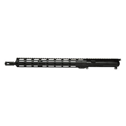 "Delton 5.56  Complete Upper 16"" Light Weight Profile With 15"" MLOK  1x7 Twist"