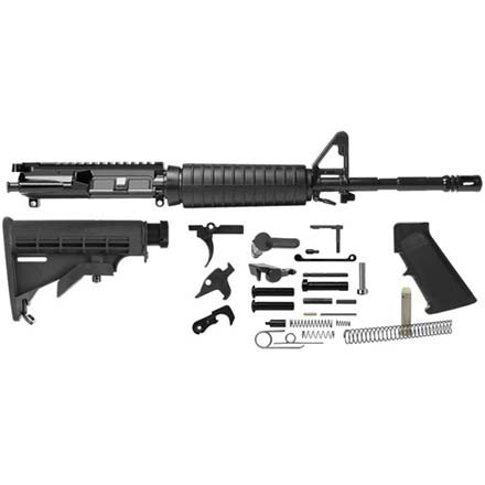 "Del-Ton AR-15 Rifle Kit - 16"" M4 Carbine (Complete Upper, Lower Parts Kit & Carbine Buttstock)"