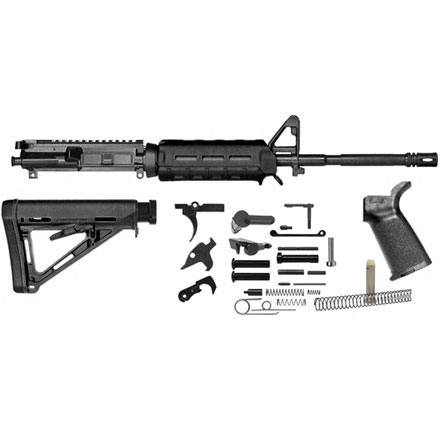 Del-Ton AR-15 Magpul MLOK Rifle Kit - 16