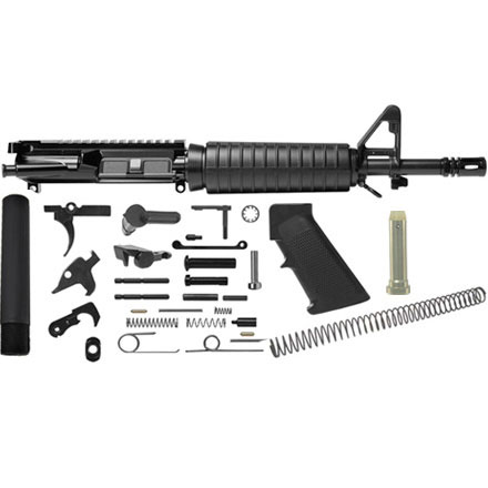 "Image for Del-Ton AR-15 Pistol Kit - 11.5""  (Complete Upper, Lower Parts Kit & Pistol Buffer Tube)"