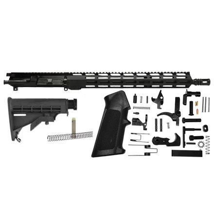 Del-Ton AR-15 Rifle Kit - 16 M4 Carbine (Complete Upper