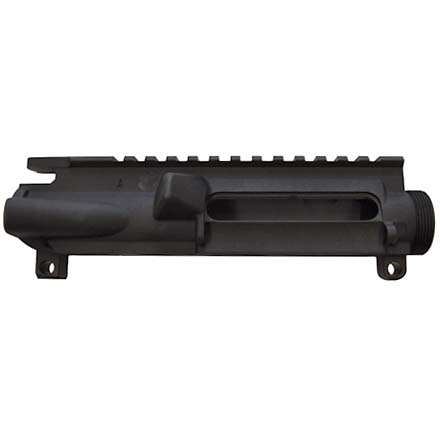 Stripped AR-15 A3 Upper Receiver With M4 Feed Ramps and White T-Marks
