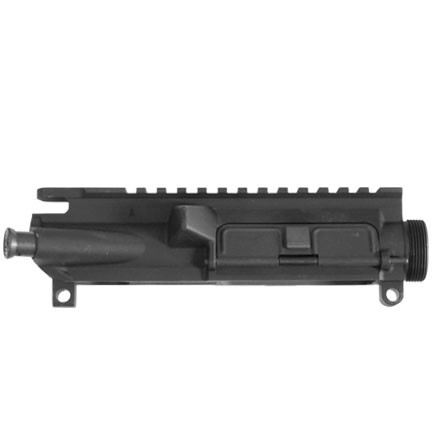 Complete AR-15 A3 Upper Receiver With M4 Feed Ramps and White T-Marks