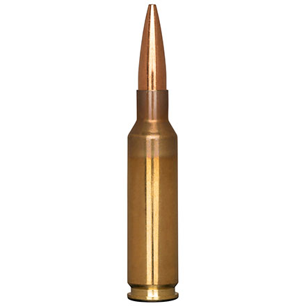 6.5mm Creedmoor 120 Grain Lapua Scenar-L 20 Rounds