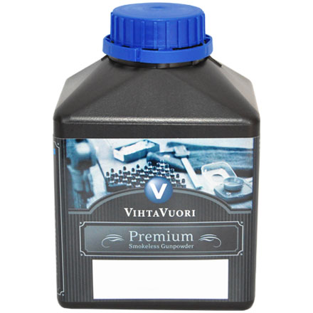 VihtaVuori N160 Smokeless Rifle Powder 1 Lb