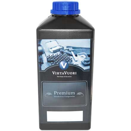 VihtaVuori N530 High Energy Smokeless Rifle Powder 1 Lb
