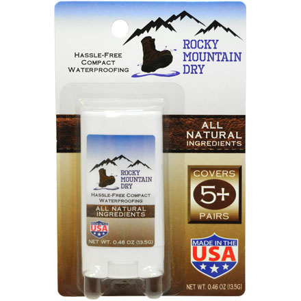 Rocky Mountain Dry Waterproofing Stick .5oz