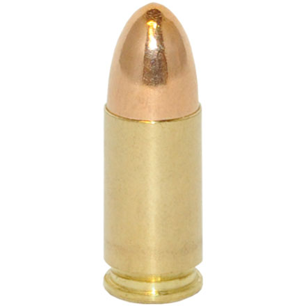 Image for GECO 9mm 115 Grain Full Metal Jacket Round Nose 50 Rounds