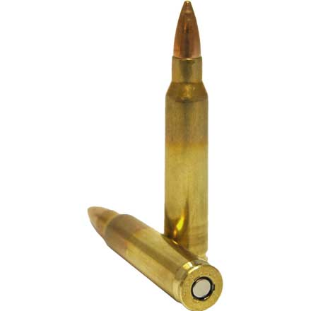 GECO .223 Remington 55 Grain Full Metal Jacket 50 Rounds