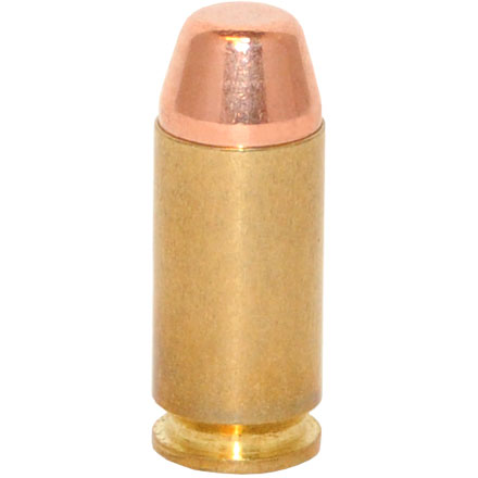 GECO 40 S&W 180 Grain Full Metal Jacket Flat Nose 50 Rounds