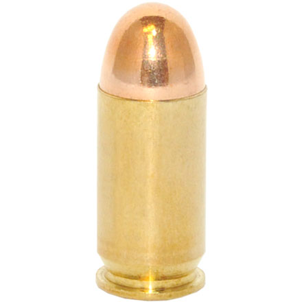 GECO 45 Auto 230 Grain Full Metal Jacket Round Nose 50 Rounds