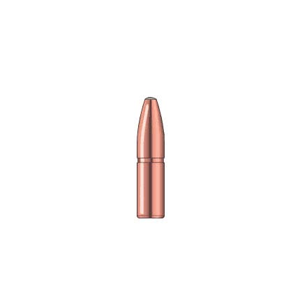 Image for 338 Caliber .338 Diameter 275 Grain A-Frame Semi Spitzer 50 Count