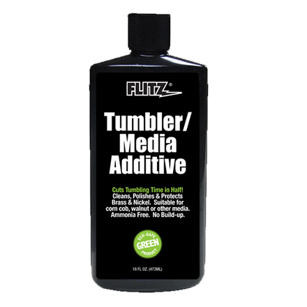 Liquid Tumbler Media Additive (16 Oz Bottle)