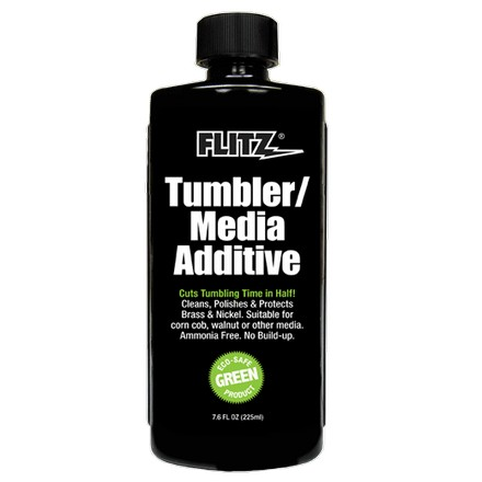 Liquid Tumbler Media Additive (7.6 Oz Bottle)