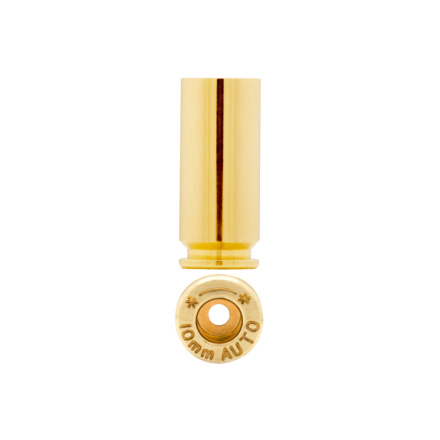Starline Unprimed Pistol Brass 10mm 100 Count