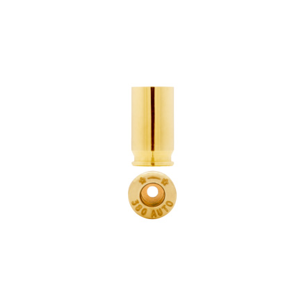 Starline Unprimed Pistol Brass 380 Auto 500 Count